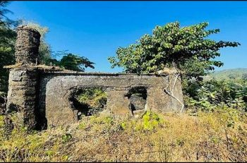 টেকনাফ মেরিন ড্রাইভ এলাকায় মিলল প্রাচীন মসজিদ